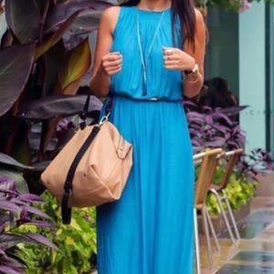 Handbags - Zara Tan Hangbag